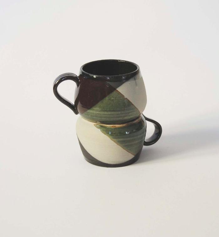 Set de 2 tasses à café Shake - Anbo Design - Anja Borgersrud