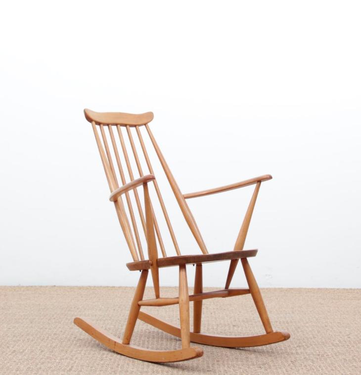 Rocking Chair enfant - Quaker 428 - Ercol
