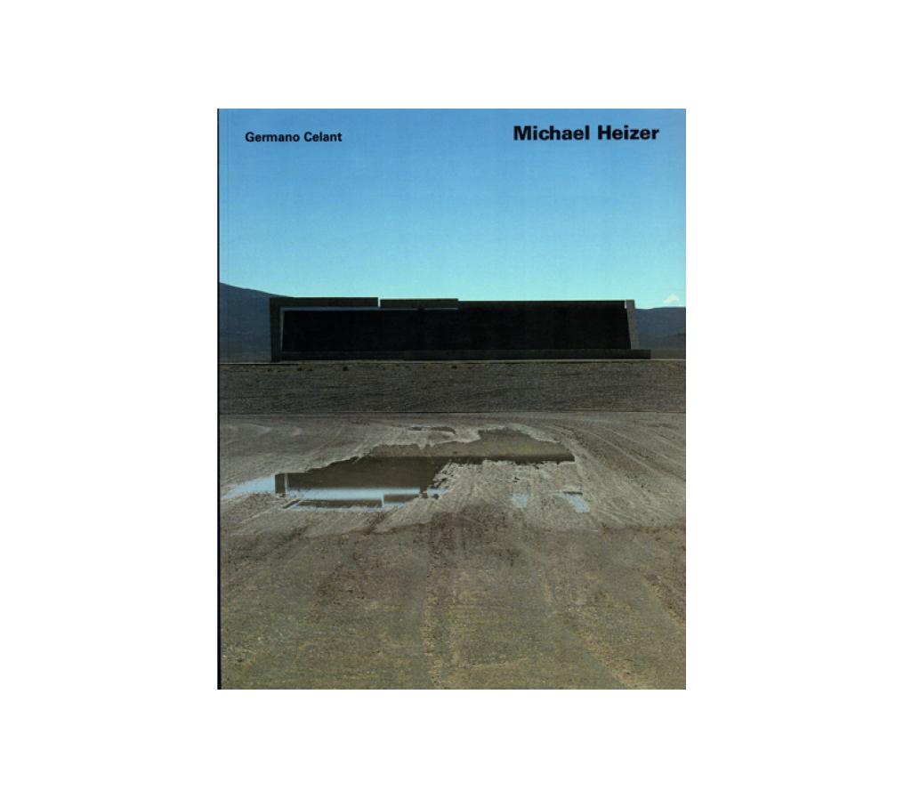 Livre Michael Heizer
