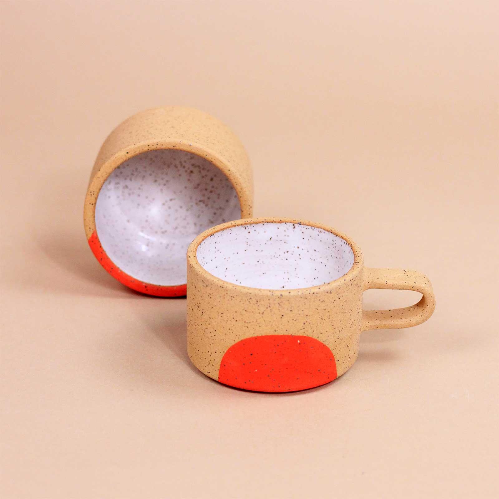 Dot Mug Orange