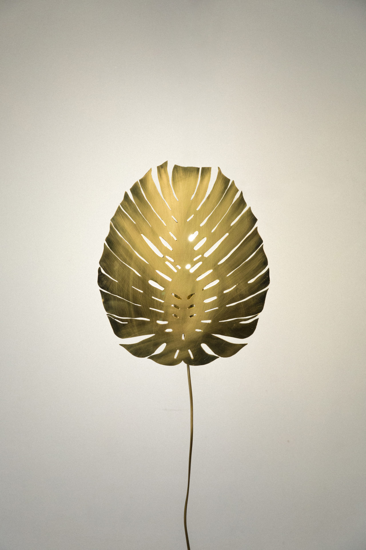 Lampe murale Philodendron