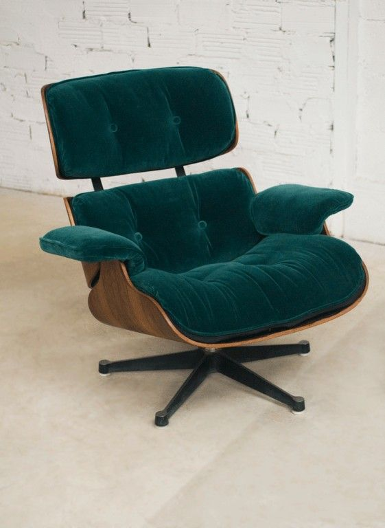 Fauteuil Charles Eames 1968