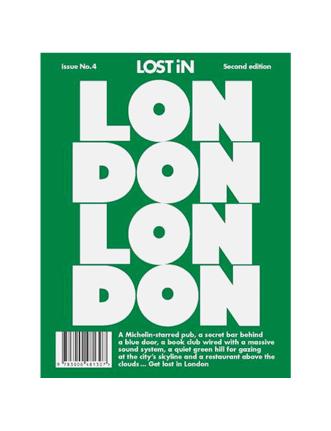 Magazine LOST iN London