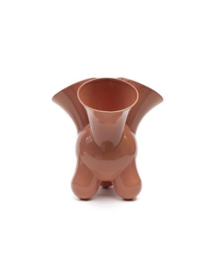 Vase Doodle Apricot Wash
