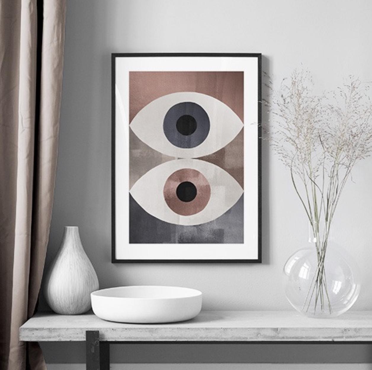 Affiche Dessau Eyes