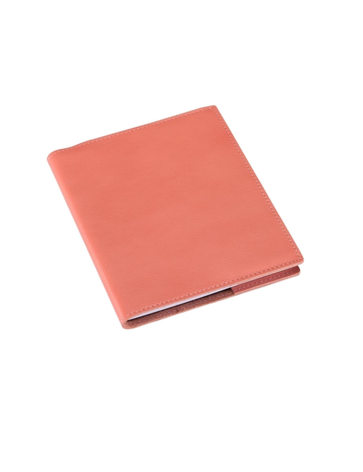 Cahier en cuir