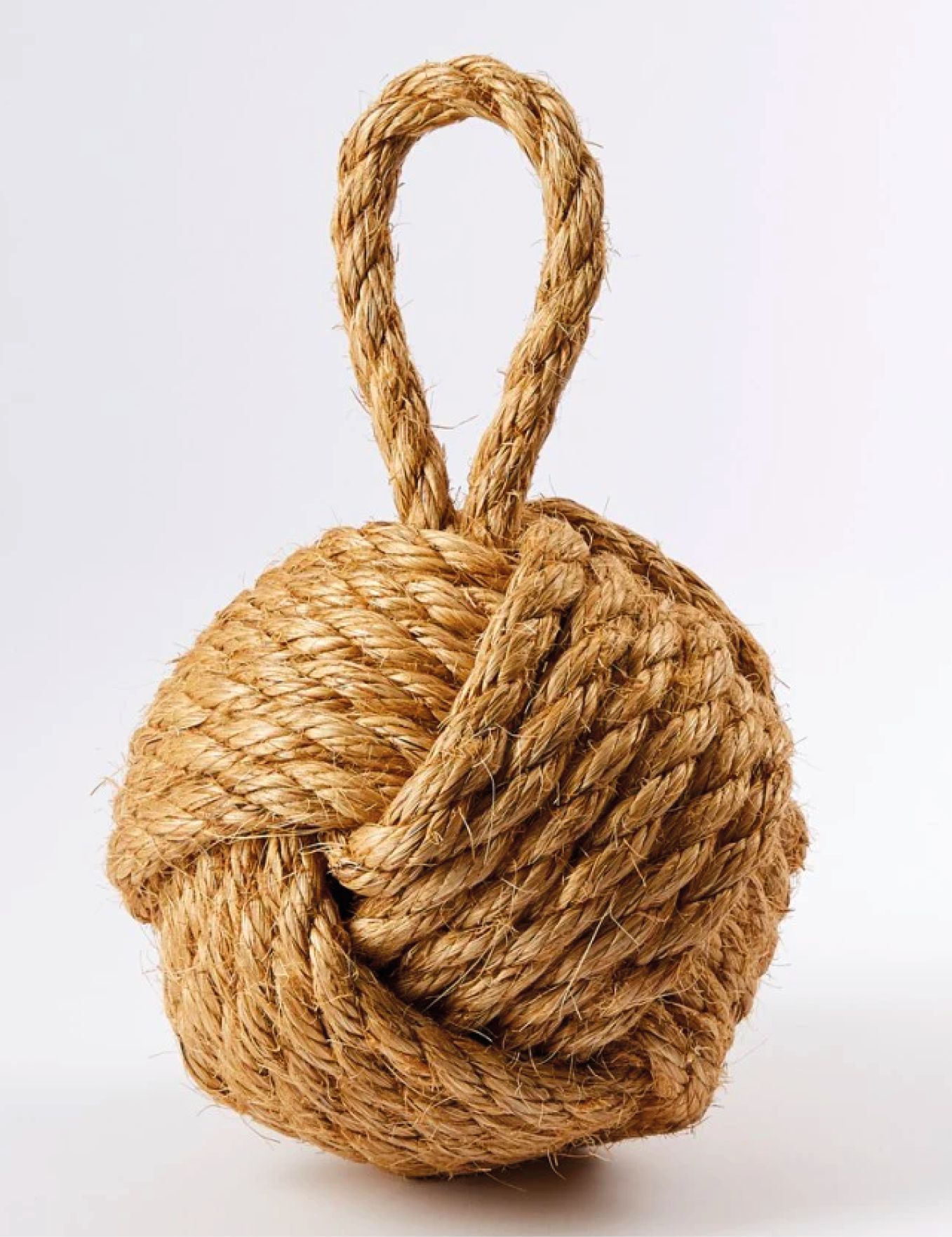 Cale-porte en corde