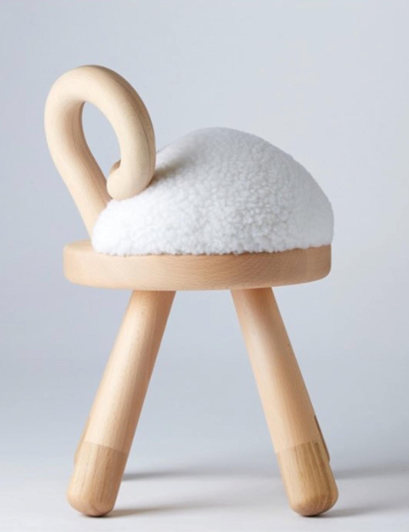Chaise mouton