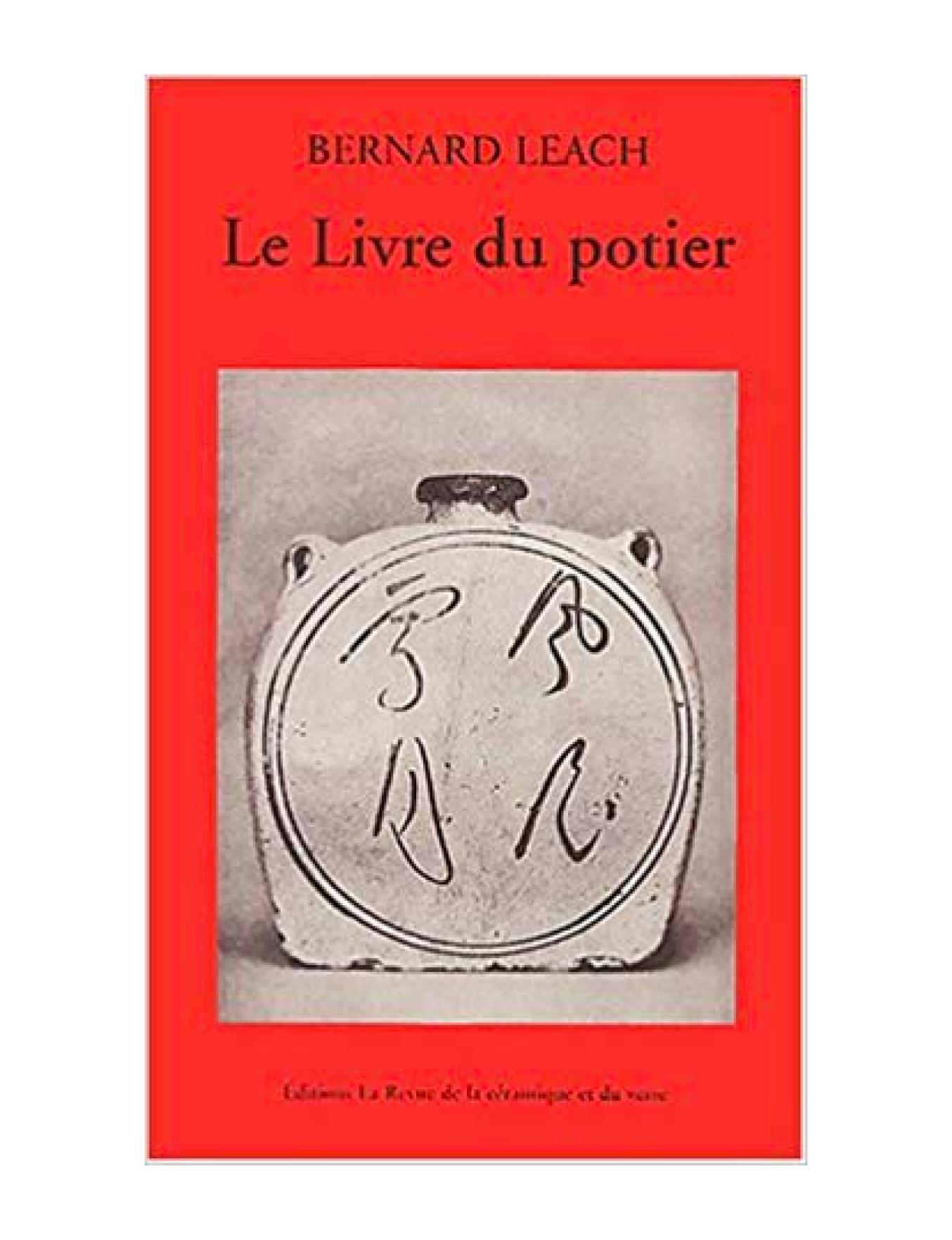 Le Livre du Potier