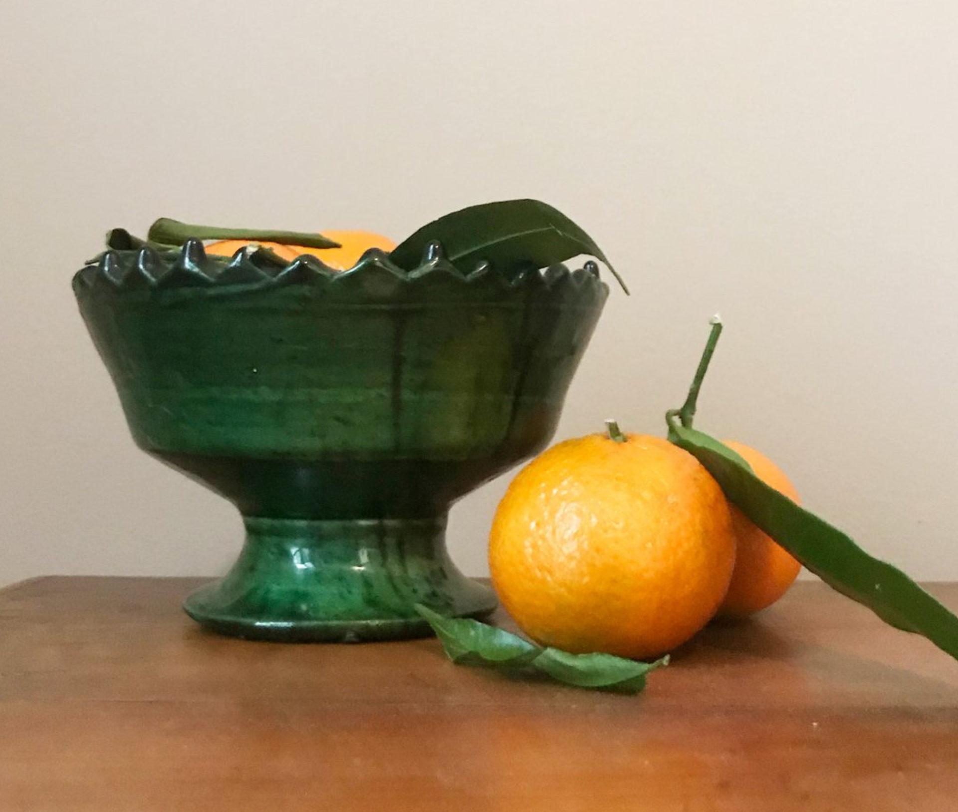 Coupe décorative Tamegroute