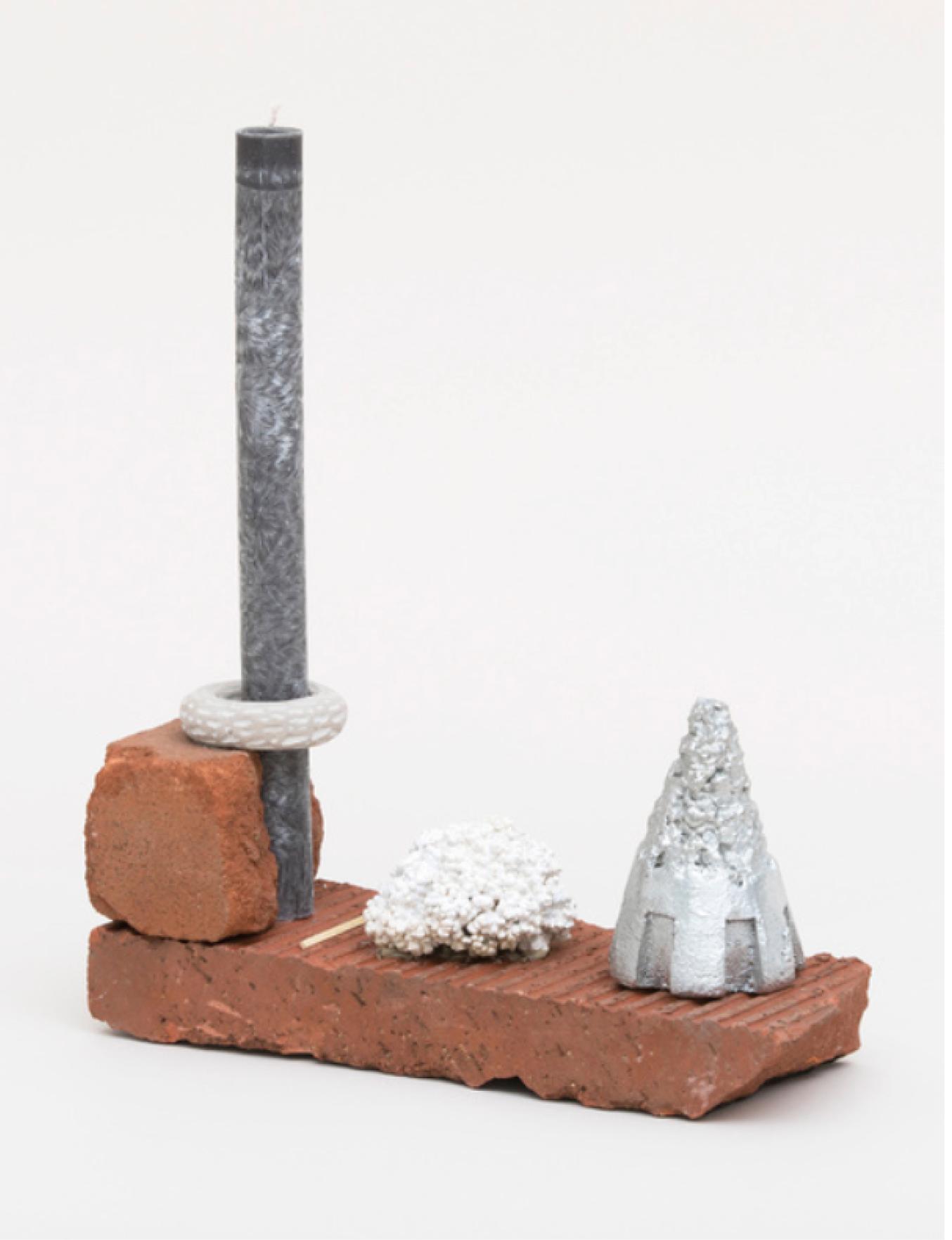 Bougie Brick, Souvenir 136