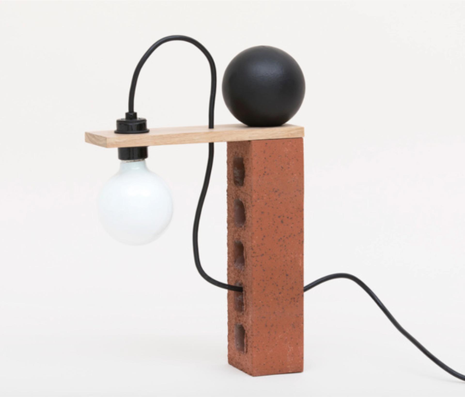 Lampe Brick, Souvenir 158