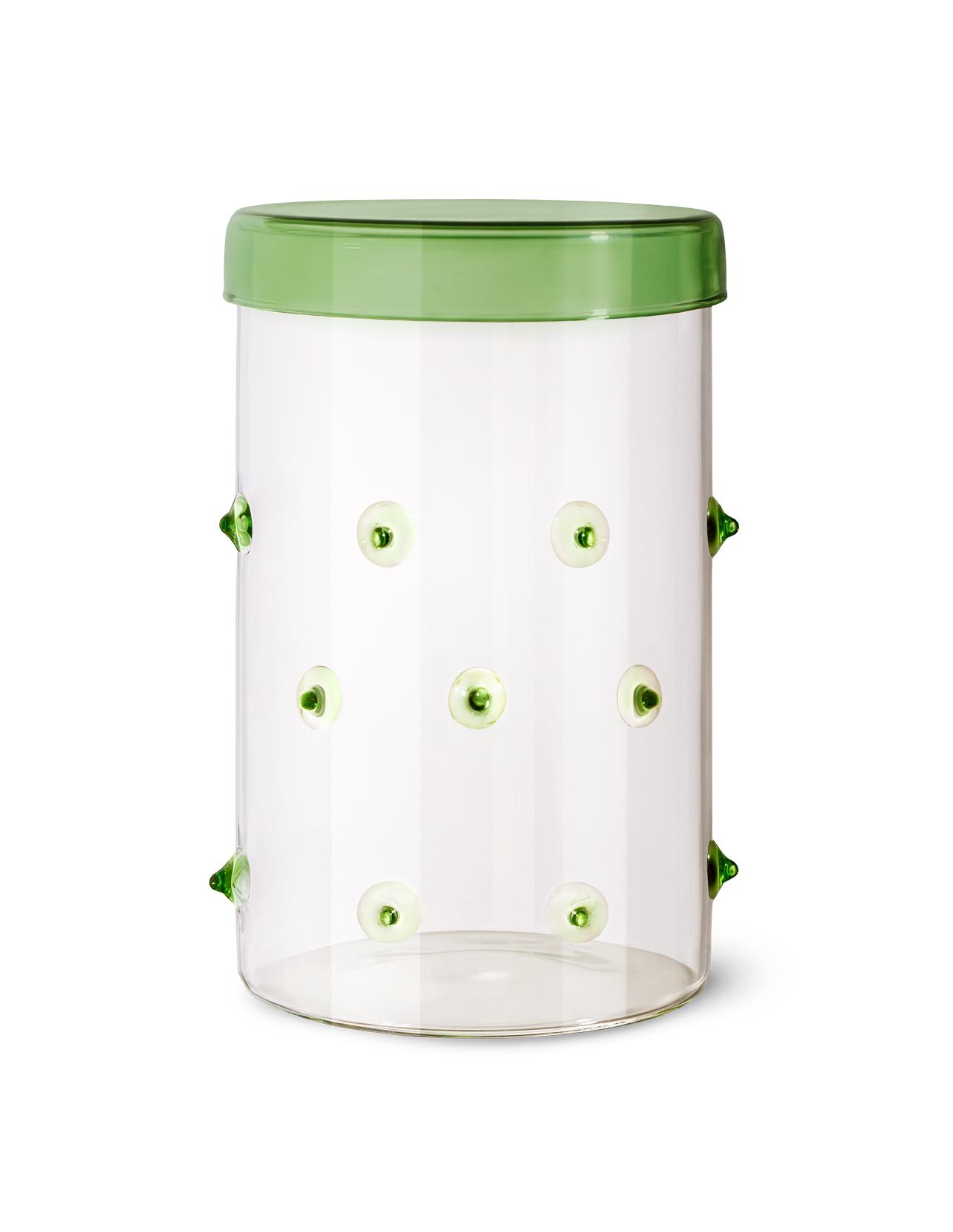 Boîte en verre Agave