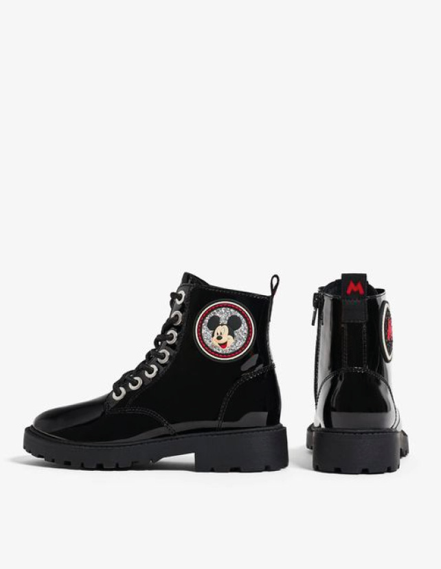 Bottines Mickey Mouse