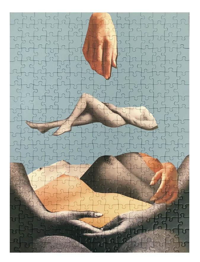 Puzzle Lévitation