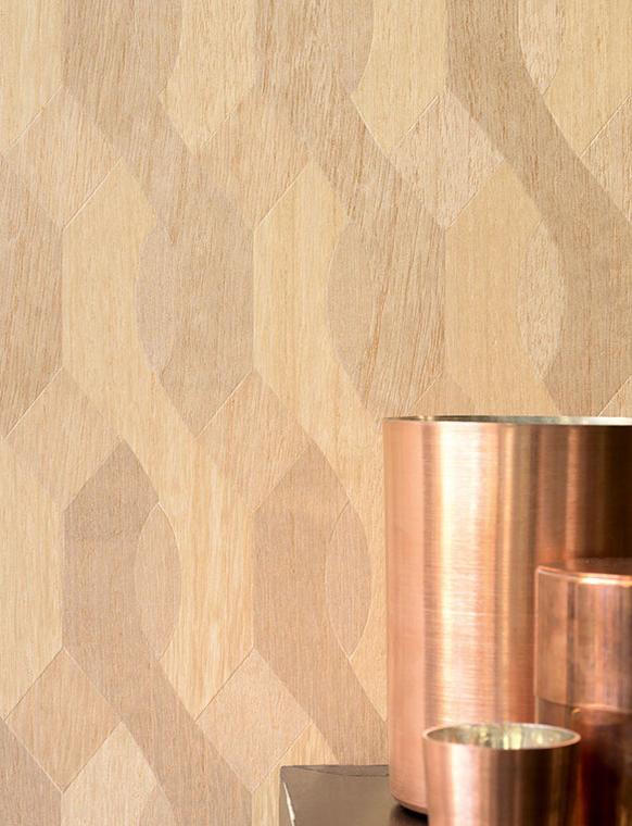 Revêtement mural Essences de bois