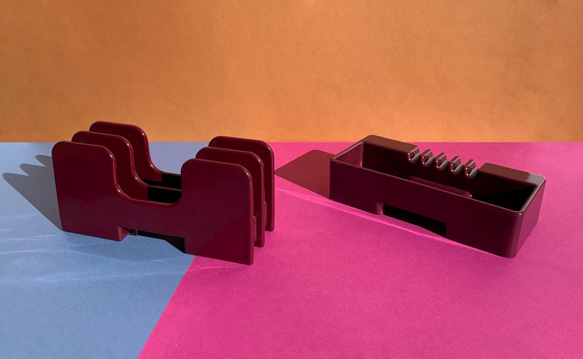 Accessoires de bureau Synthesis 45 - Olivetti par Ettore Sottsass