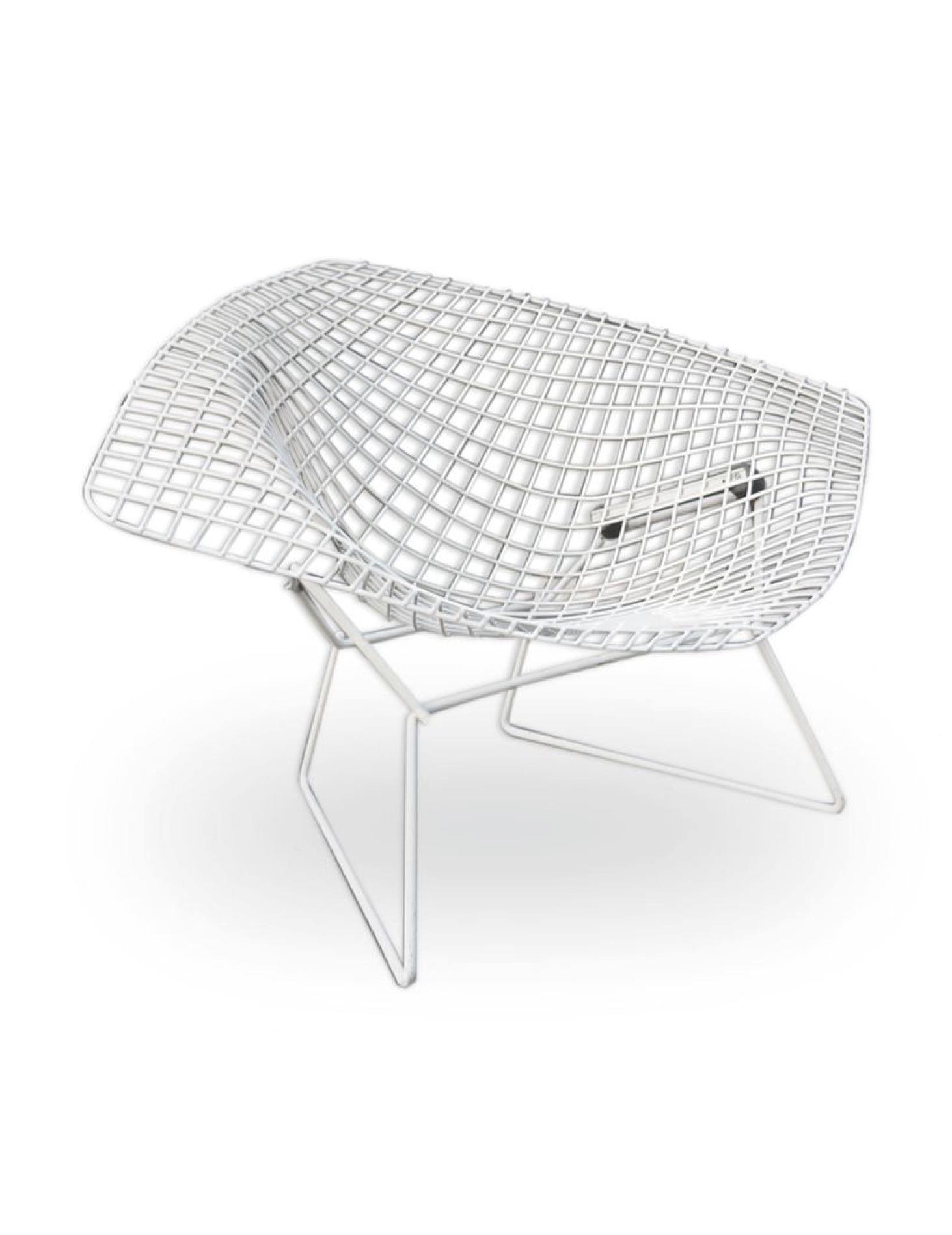 Diamond Chair - blanc