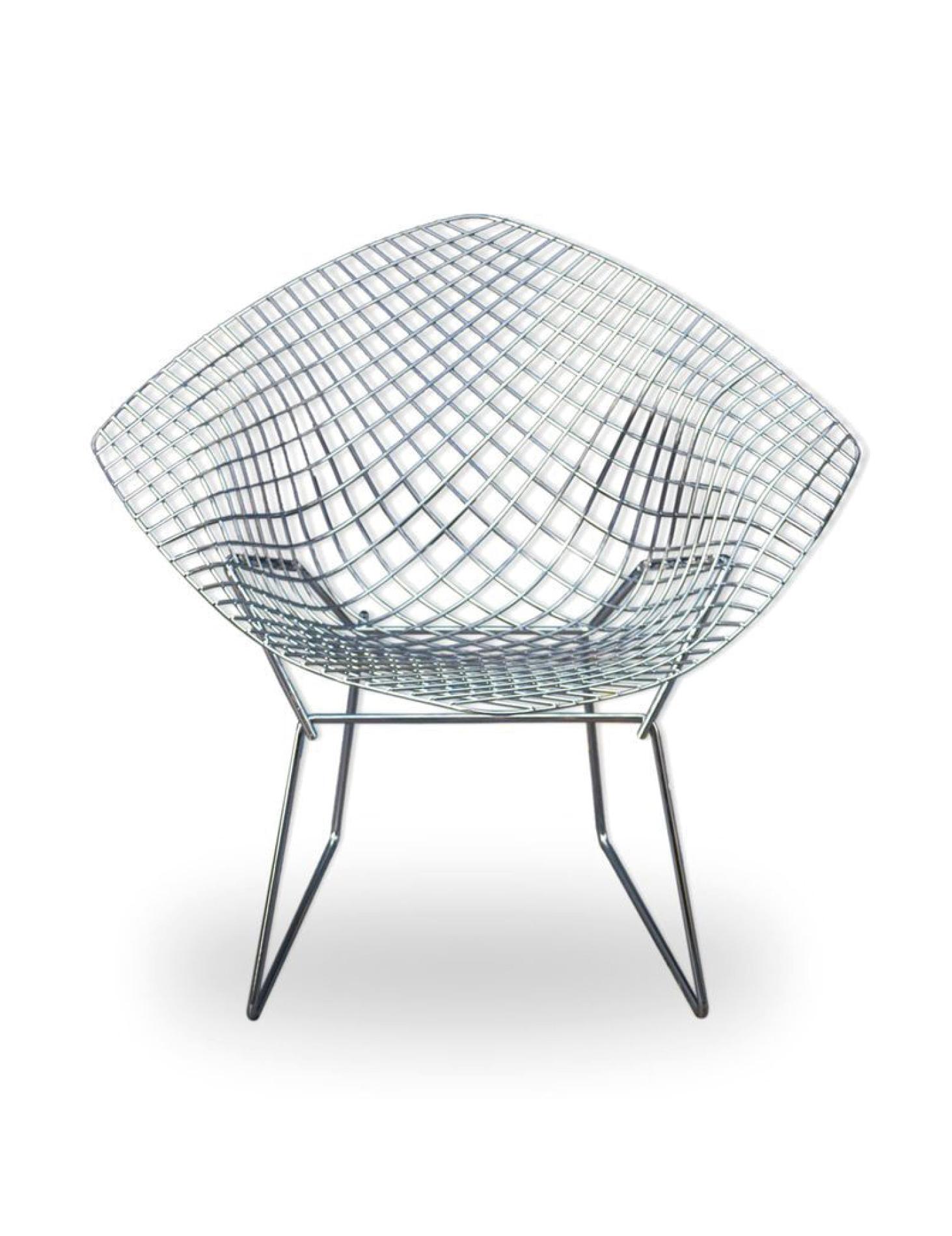 Diamond Chair - acier