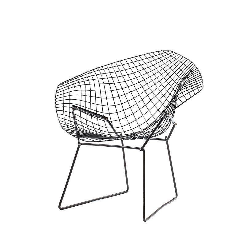 Diamond Chair - noir