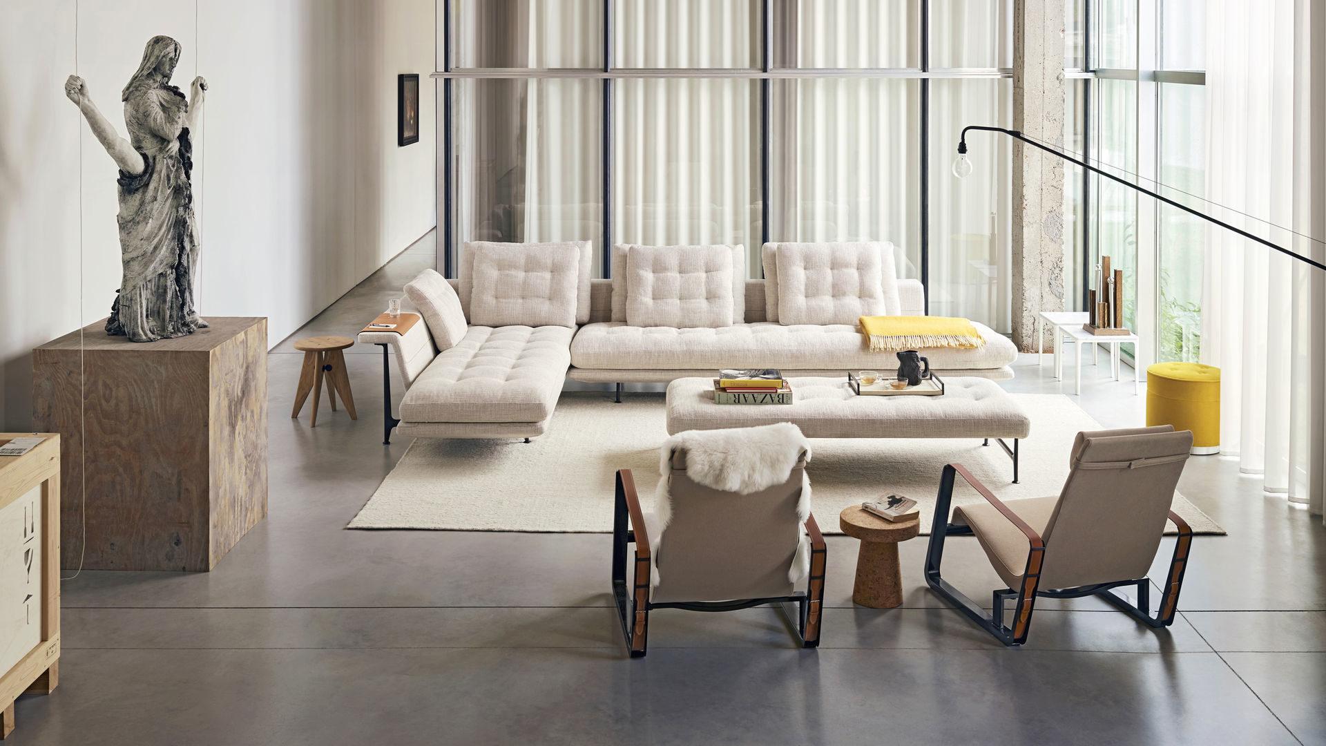 Grand Sofà Bench - Antonio Citterio