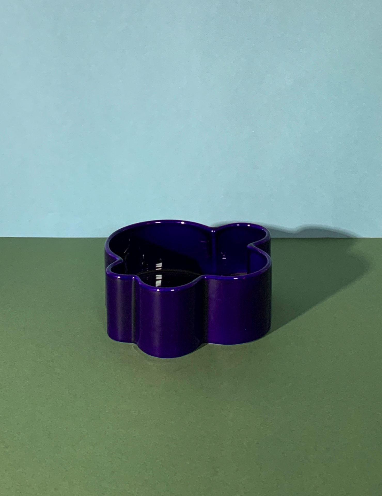 Vide poche en céramique par Angelo Mangiarotti