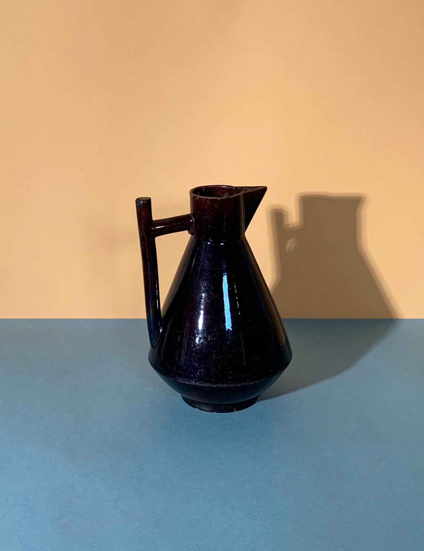 Pichet en céramique suédoise - 1960s