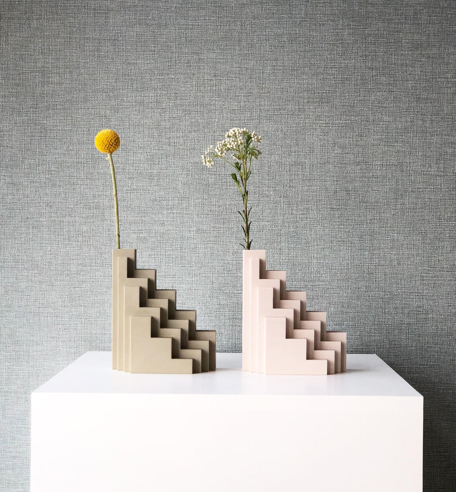Vase Staircase