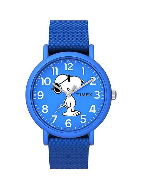 Montre Timex x Peanuts