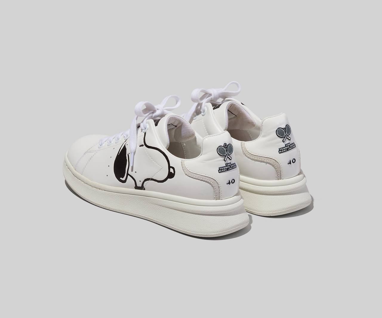 Chaussures Marc Jacobs x Peanuts