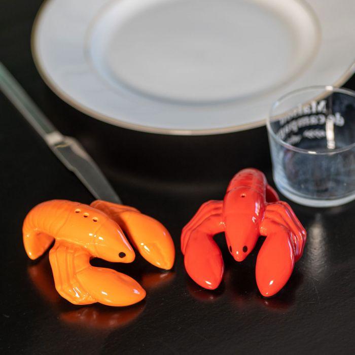 Sel et poivre homard