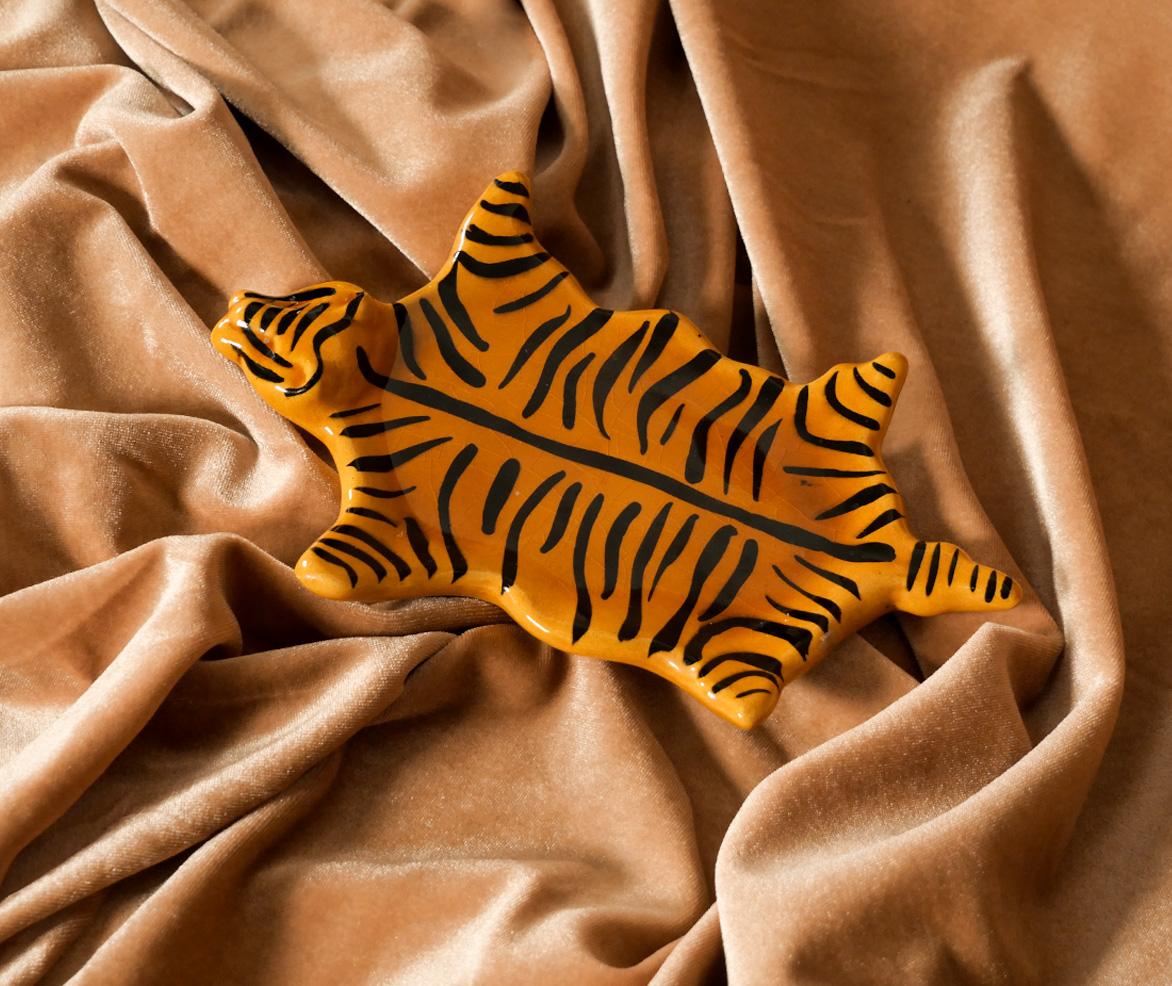 Vide poche tigre