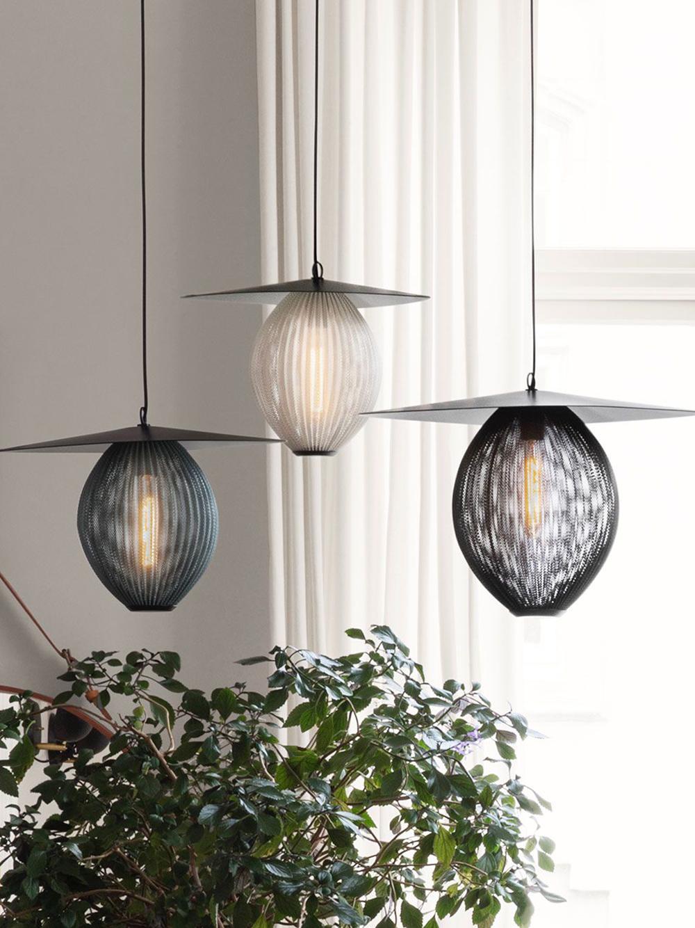 Lampe Satellite